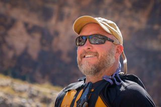 Adam Schallau, Grand Canyon, Colorado River, Rapids, Boatman