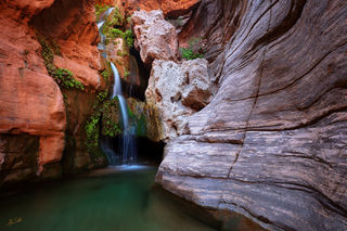 Arizona, Below the Rim, Colorado River, Elves Chasm, Grand Canyon, National Park, River Trip, Royal Arch Creek, Waterfall
