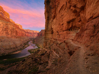 AZ, Archaeological, Archaeological Site, Archaeology, Arizona, Below the Rim, Colorado River, Expedition, FujiFilm, GFX, GFX 100, Granaries, Grand Canyon, Indian, Marble Canyon, Nankoweap, National Pa