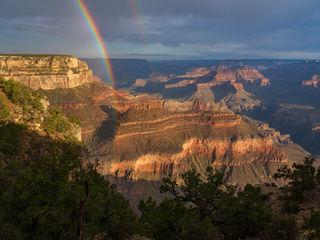 Rainbow West of Yavapai