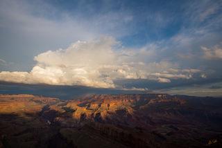 Colorado River, Grand Canyon, Lipan Point, Monsoon, National Park, South Rim, Storms, Thunder