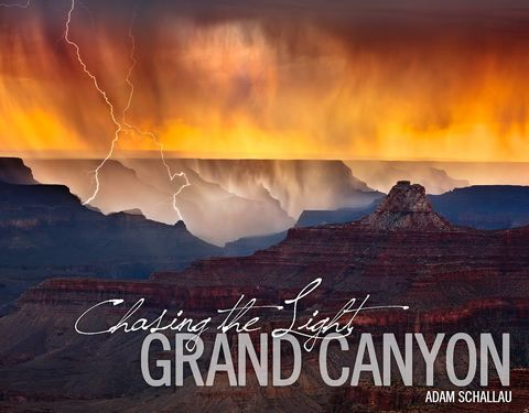 Chasing the Light ~ Grand Canyon