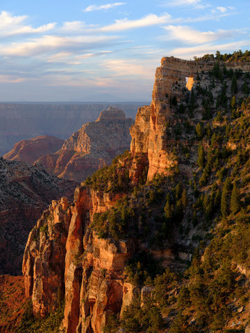 AZ, Angels Window, Arizona, Fuji, Fujifilm, GFX 50R, Grand Canyon, National Park, North Rim, Sunrise