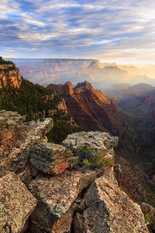 America, Landscape, Arizona, Arizona Highways, Magazine, Grand Canyon, National Park, South Rim, Summer