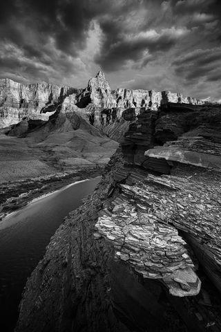 AZ, Arizona, Below the Rim, Colorado River, Comanche Point, Dox, Grand Canyon, Grand Canyon National Park, River Trip, Sandstone