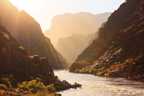 Arizona, Colorado River, Diamond Down, Grand Canyon, National Park, Granite Gorge, Lower Granite Gorge, Travertine Falls