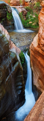 Deer Creek, Expedition, FujiFilm, GFX, GFX 100, Grand Canyon, Narrows, National Park, River Trip, The Patio, Waterfall