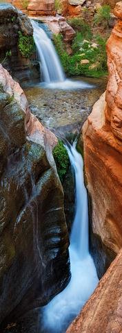 Return of Sacred Waters Panoramic