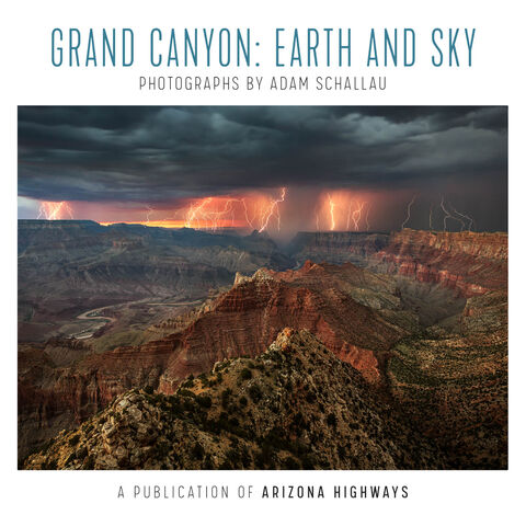 A New Grand Canyon Book from Arizona Highways