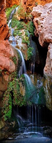 Fairy Falls Panoramic