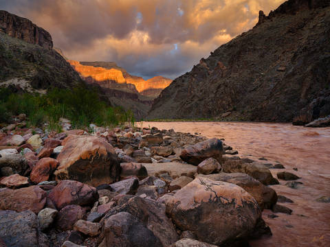 AZ, Arizona, Expedition, FujiFilm, GFX, GFX 100, Grand Canyon, Granite Rapid, National Park, River Trip, Sunrise