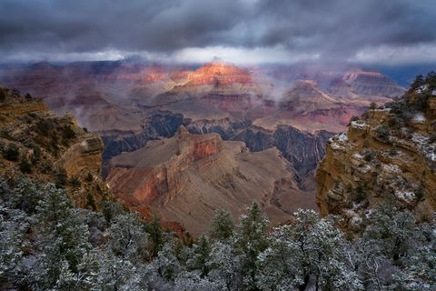 AZ, Arizona, Grand Canyon, Grand Canyon National Park, National Park, South Rim, South Rim of the Grand Canyon