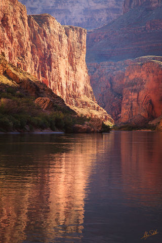 Morning in Marble Canyon