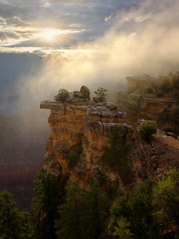 AZ, Arizona, Grand Canyon, Mather Point, National Park, South Rim