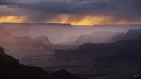 AZ, Arizona, Grand Canyon, National Park, South Rim, Yavapai Point