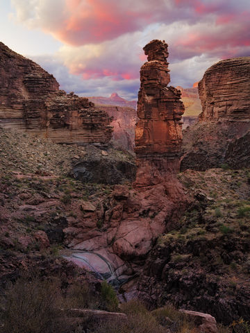Expedition, FujiFilm, GFX, GFX 100, Grand Canyon, Hoodoo, Monument Creek, National Park, River Trip, Sunset