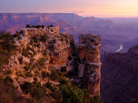 AZ, Arizona, Colorado Plateau, Colorado River, Fuji, FujiFilm, GFX 50R, Grand Canyon, Moran Point, National Park, South Rim