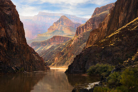 Rafting the Grand Canyon 10-Day Trip