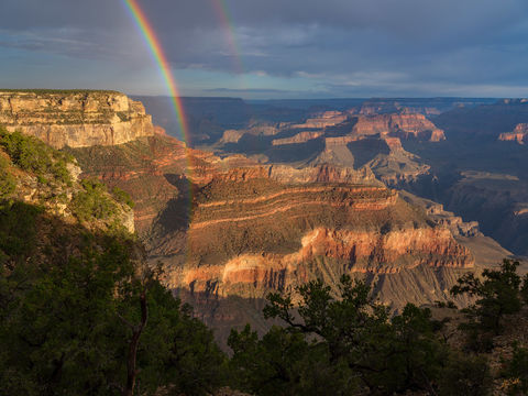 Grand Canyon Monsoon Magic