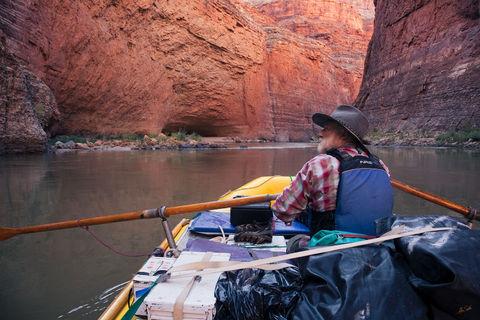 Rowing the Colorado River