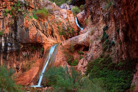 Arizona, Below the Rim, Colorado River, Grand Canyon, Grand Canyon National Park, Grotto, National Park, River Trip, Stone Creek, Water, Waterfall