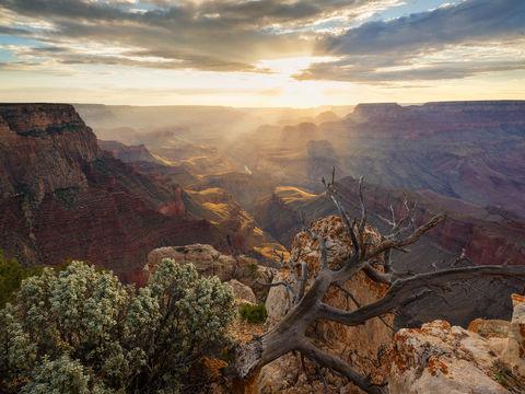 AZ, Arizona, Colorado River, Fuji, Fujifilm, GFX 50R, Grand Canyon, Lipan Point, National Park, South Rim, Sunset