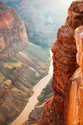Grand Canyon, National Park, Toroweap, Tuweep, Colorado River, Sunset, Arizona, AZ, Strip