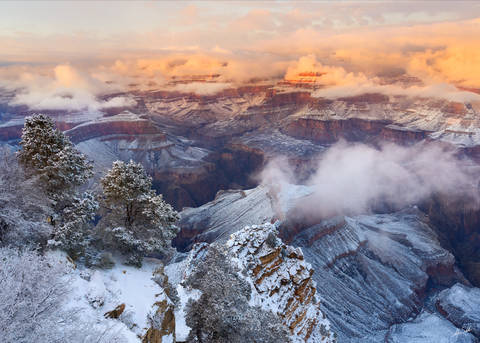 2020 Winter Photography Workshop at Grand Canyon
