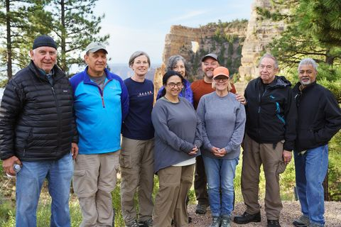 In Review, the August 2019 Desert Thunder Workshop at the Grand Canyon