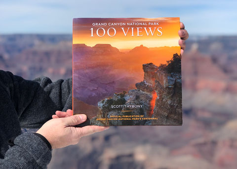Grand Canyon Centennial Book - 100 Views