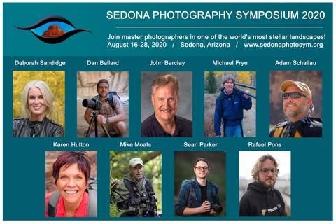 2020 Sedona Photography Symposium