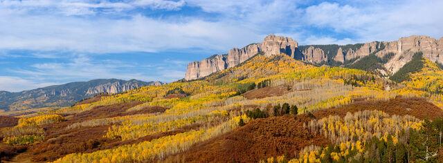 Cimarron Ridge Panoramic