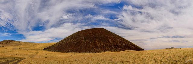 SP Crater Panoramic