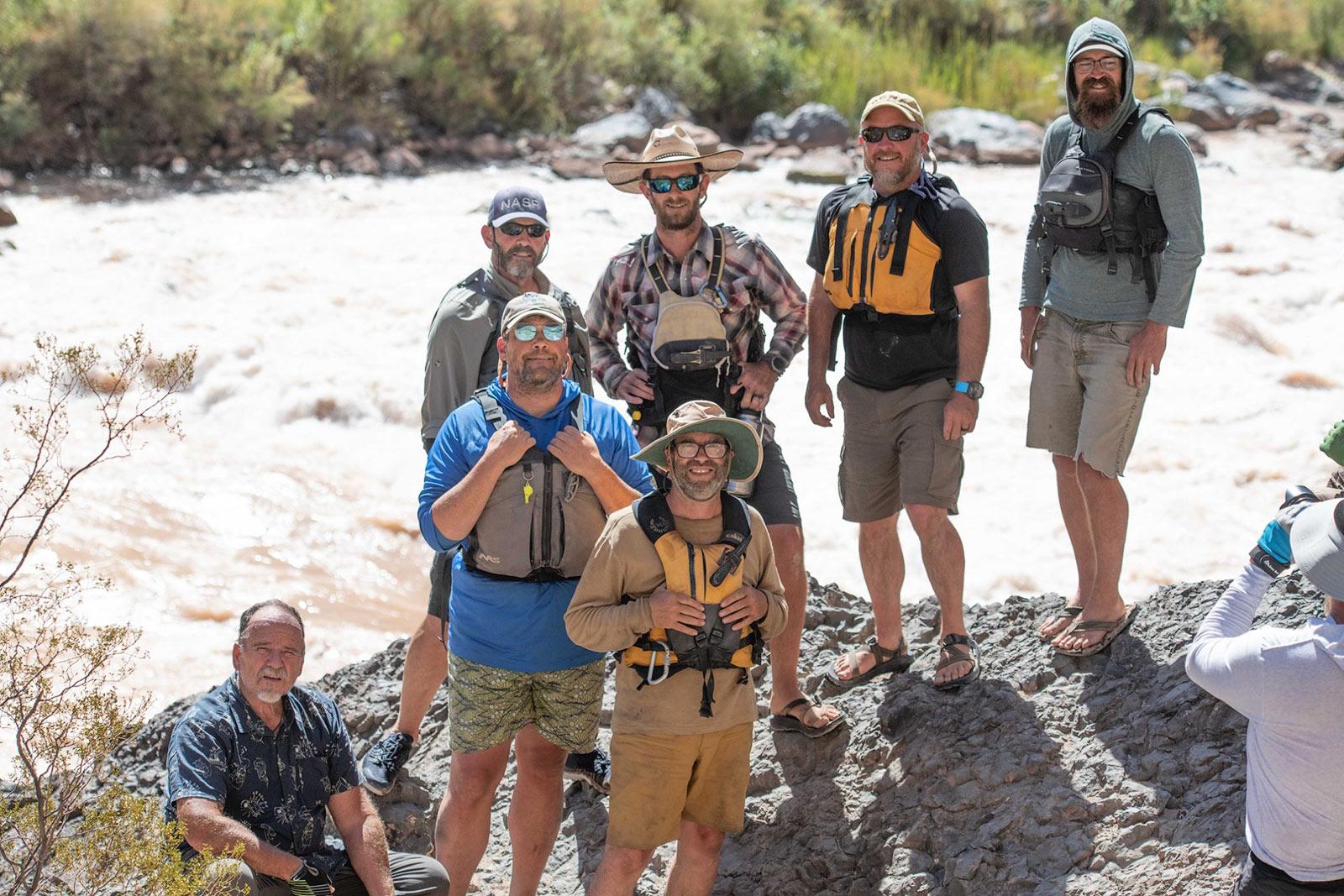 Adam Schallau, Grand Canyon, Colorado River, Rapids, Boatman, photo