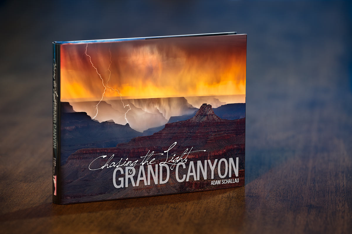Chasing the Light, Grand Canyon, Book, Photography, Photos, Gift, Coffee Table, photo