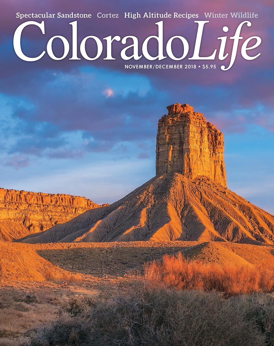 Colorado, Life, Magazine, Chimney Rock, Cover, photo