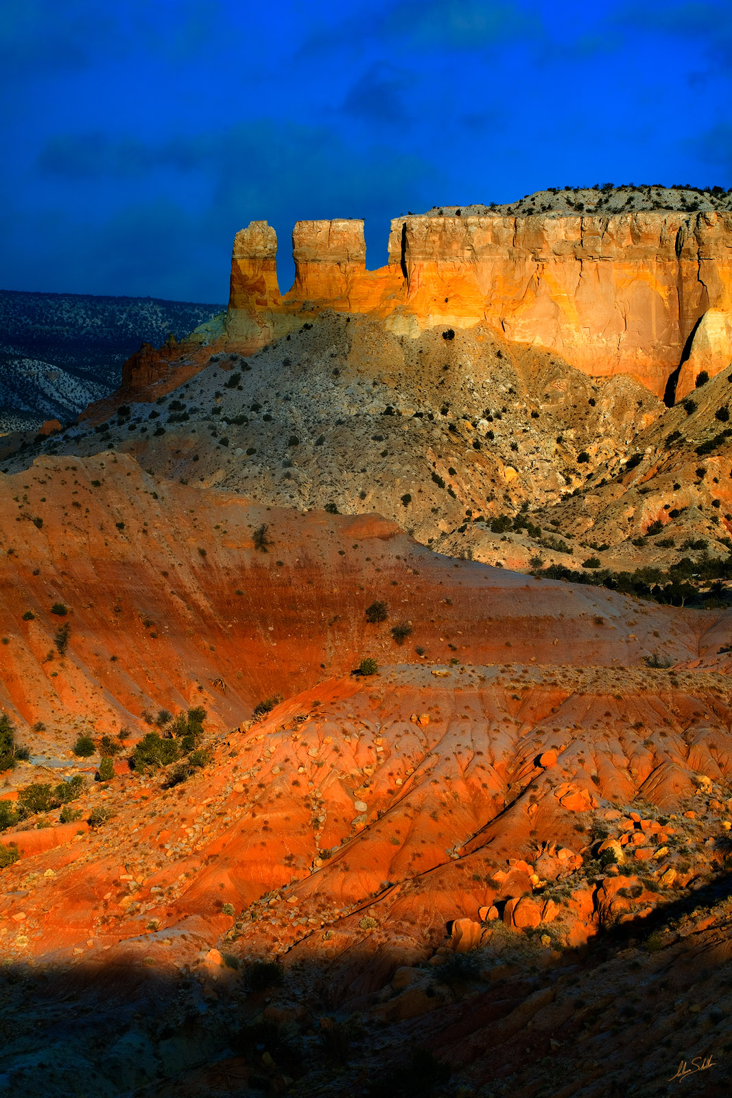 abiquiu, desert, ghost ranch, new mexico, nm, southwest, southwestern, okeeffe, georgia okeeffe, photo