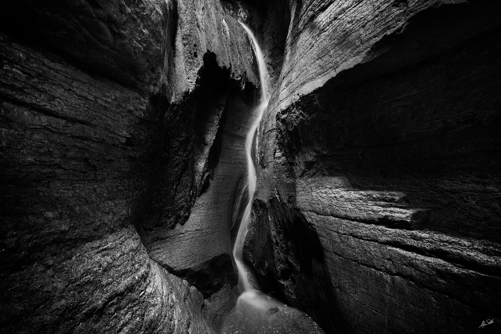 AZ, Arizona, Below the Rim, Colorado River, Grand Canyon, Grand Canyon National Park, National Park, River Trip, Saddle Canyon, Waterfall, Waterfalls, photo