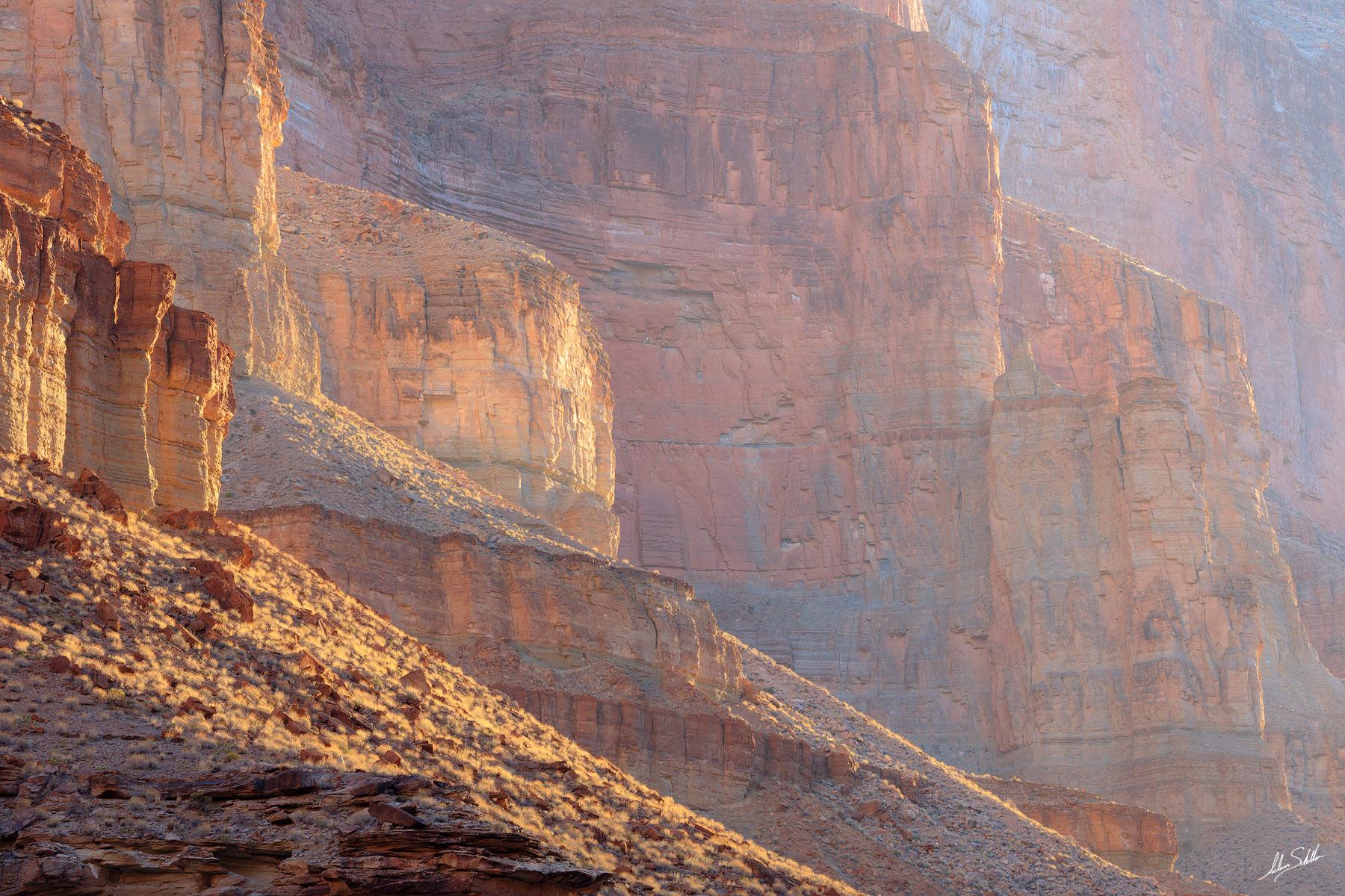 Arizona, Below the Rim, Colorado River, Conquistador Aisle, Grand Canyon, National Park, River Trip, photo