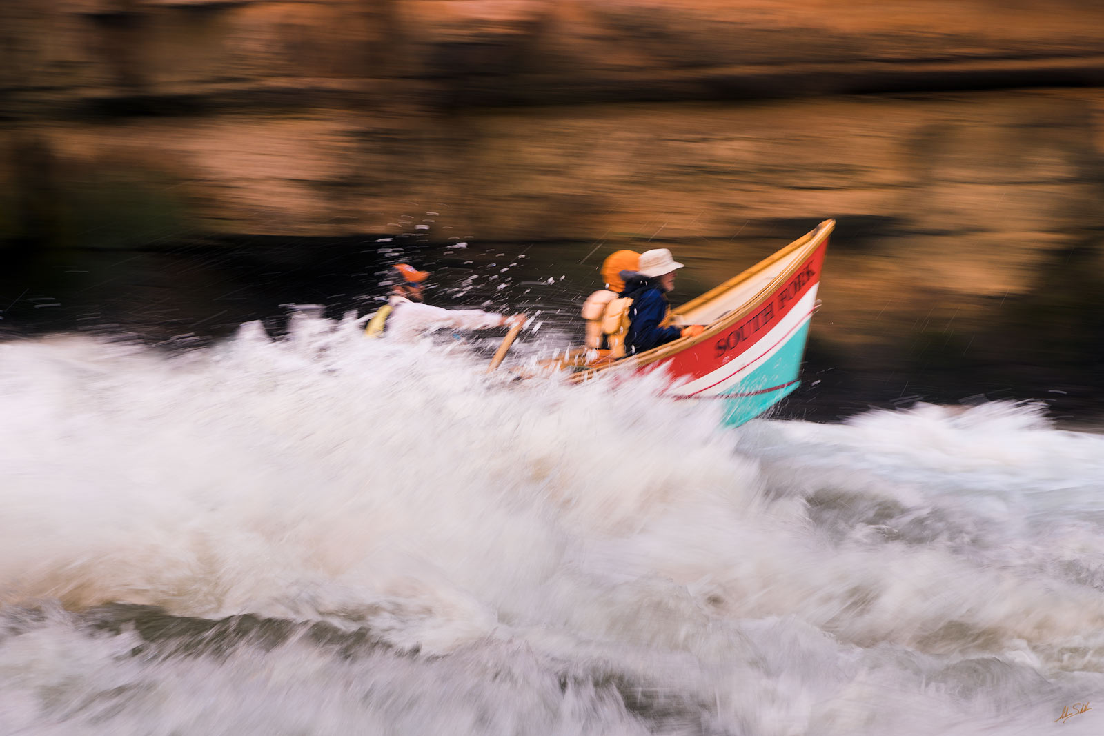 Grand Canyon Rafting Expedition | Adam Schallau, American