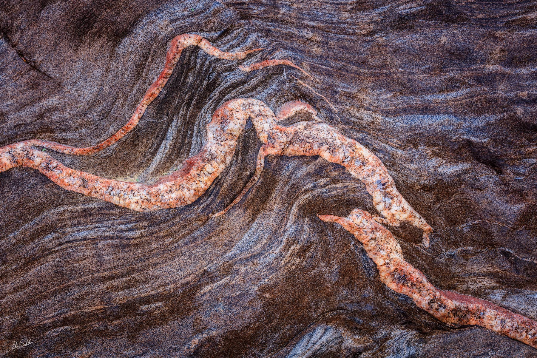 Arizona, Basement Rocks, Below the Rim, Colorado River, Expedition, Grand Canyon, Grand Canyon National Park, Granite Gorge, National Park, Pink Zoroaster Granite, River Trip, Vishnu Basement Rock, photo
