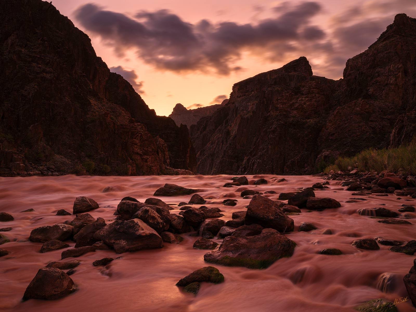 Arizona, AZ, Expedition, FujiFilm, GFX, GFX 100, Grand Canyon, Granite Rapid, National Park, River Trip, Sunrise, photo