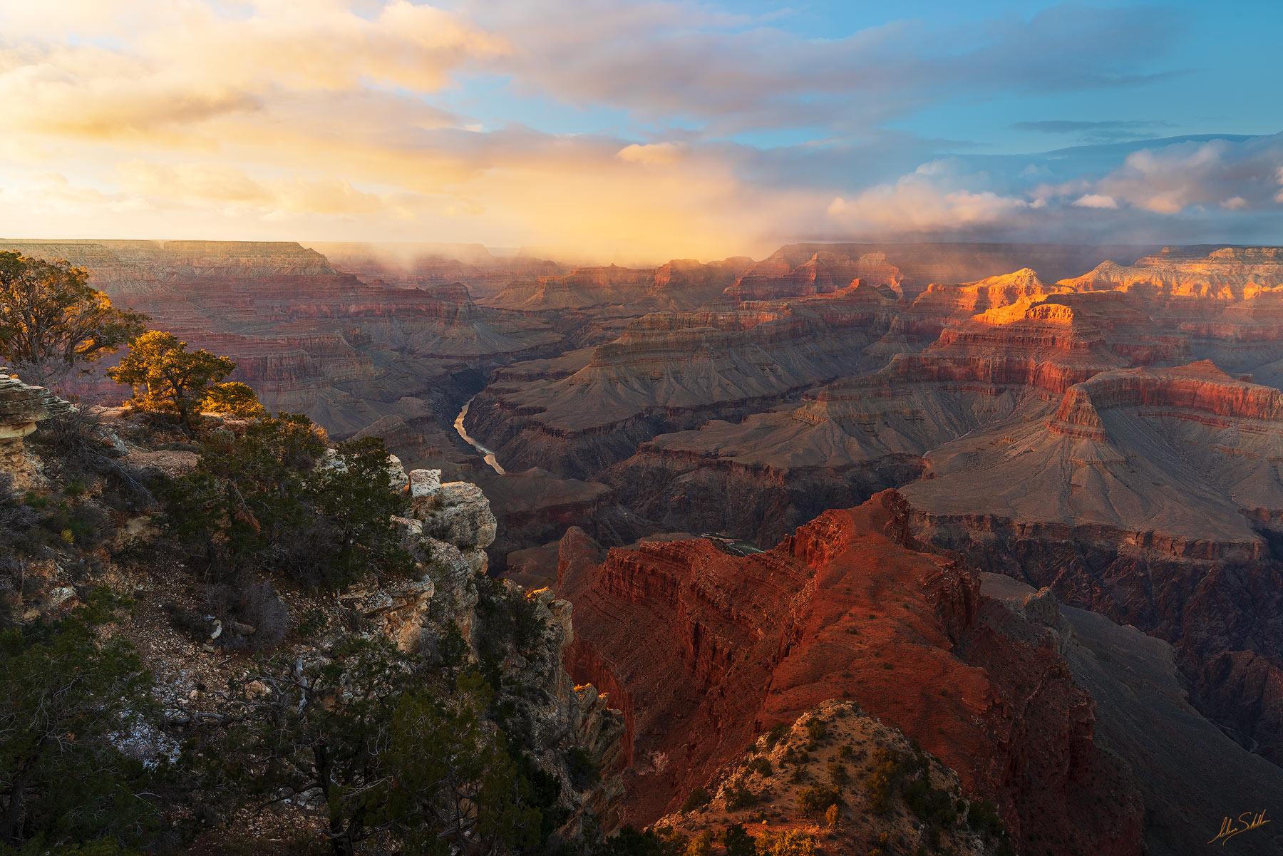 Arizona, Colorado River, Colorado River, Grand Canyon, Mojave Point, National Park, South Rim, photo