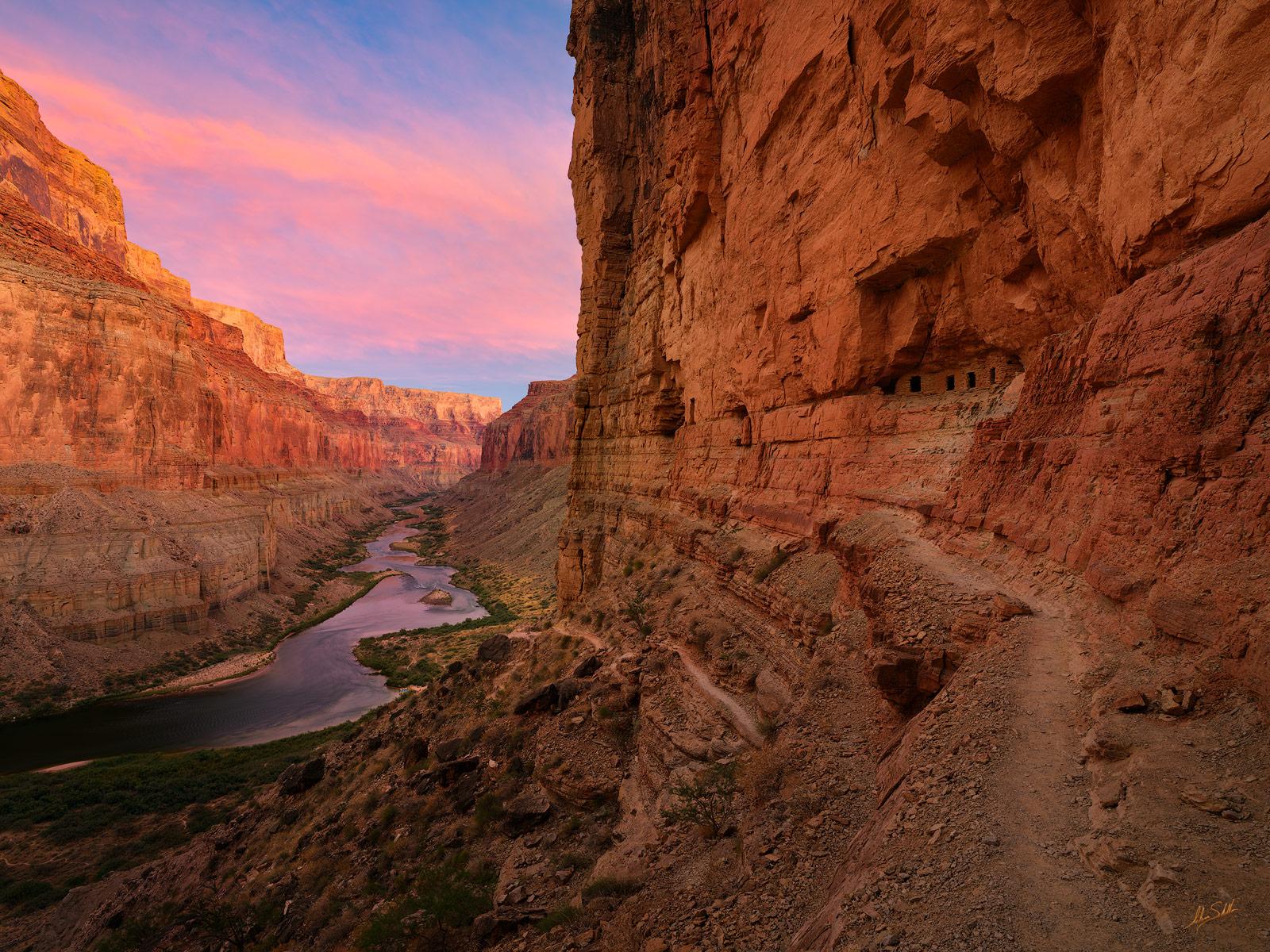AZ, Archaeological, Archaeological Site, Archaeology, Arizona, Below the Rim, Colorado River, Expedition, FujiFilm, GFX, GFX 100, Granaries, Grand Canyon, Indian, Marble Canyon, Nankoweap, National Pa, photo