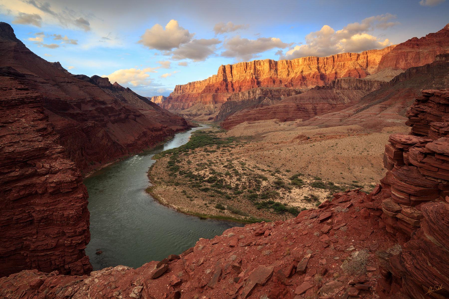 Arizona, Below the Rim, Colorado River, Grand Canyon, Palisades of the Desert, River Trip, Tanner Camp, photo