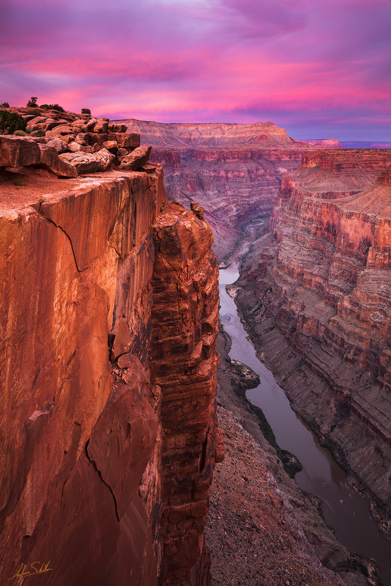 Colorado River, Grand Canyon, National Park, Toroweap, Tuweep, photo